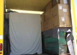 Open Moving Truck Full