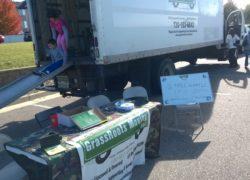 GrassRoots Moving community raffle